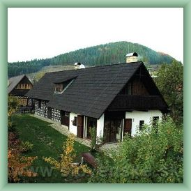 Wooden cottage BRUNDZOVCE, �i�many