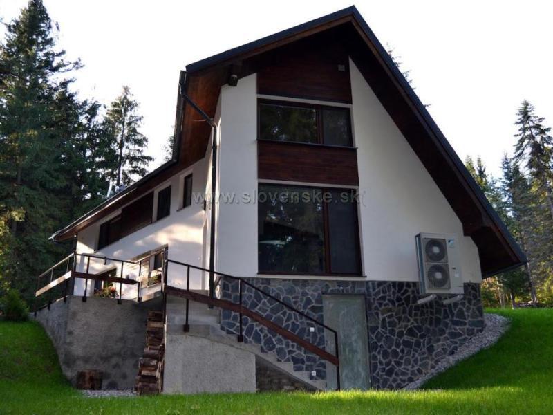 Cottages Slovakia 1 and Slovakia 2