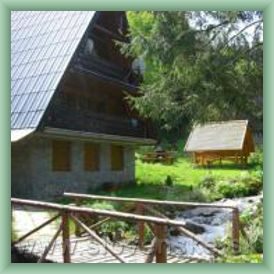 Cottage with apartmments Demanovska Dolina