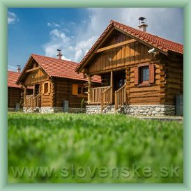 Wooden cottages TriMount