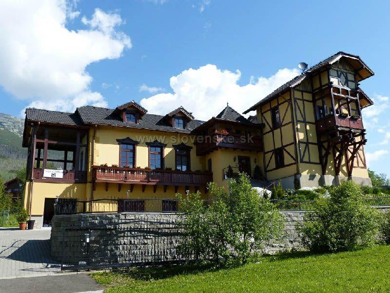 Guesthouse  ***  Villa KUNERAD