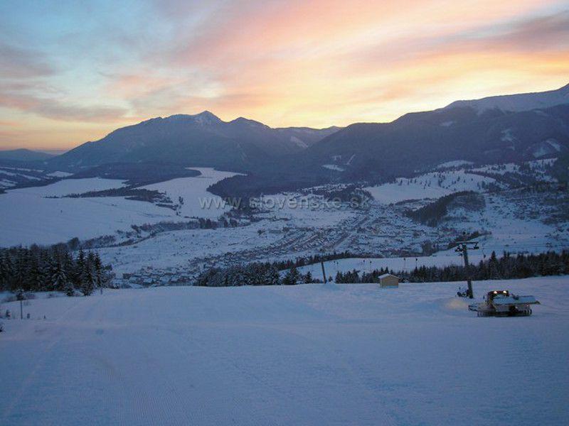 Ski resort Zuberec - Janovky