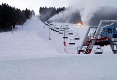 Ski resort Jasenská dolina