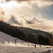 Ski resort Šachtičky