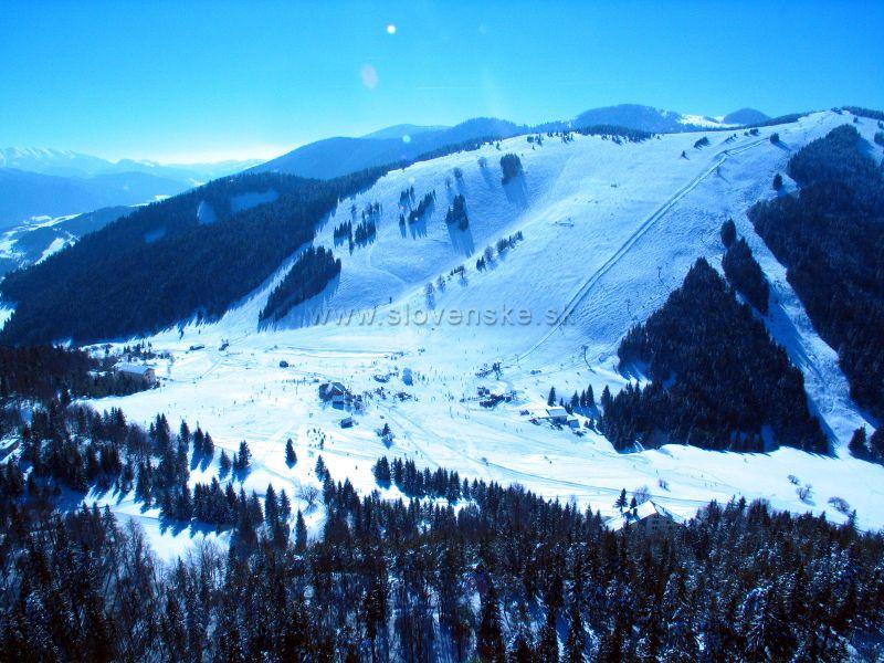 Ski resort Ružomberok – Malinô Brdo
