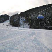 Ski resort Roháče - Spálená dolina