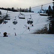Ski resort Vrátna dolina
