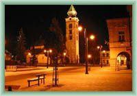 Liptovský Mikuláš - Town-square