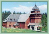 Svätý Kríž - Church