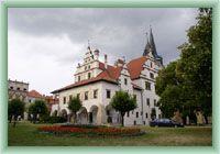 Levoča - Town-hall