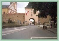 Levoča - Prešovská gate