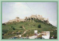 Castle Spišský hrad