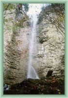 Brankovský Waterfall