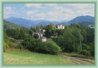 Ruin of castle Sklabiňa