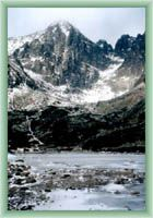Skalnaté Mountain Lake