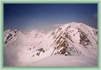 Volovec in winter